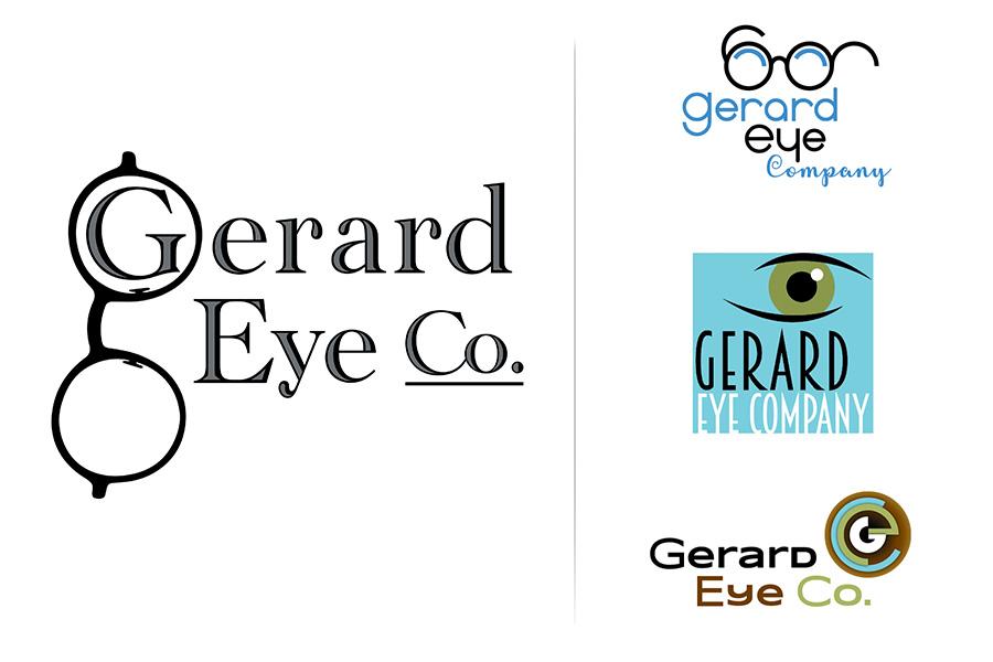 Gerard Eye Company Logo