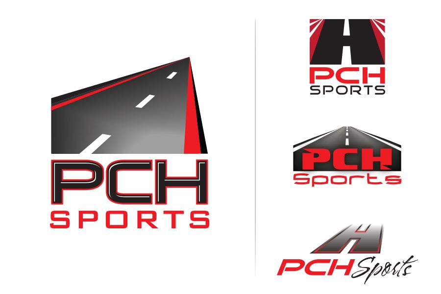 PCH Sports Logo Design