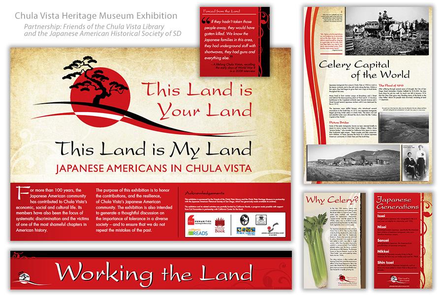 Exhibition Graphics/Panels